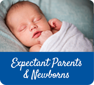JDC Pediatrics Expectant Parents and Newborns Button