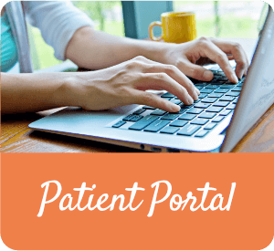 JDC Pediatrics Patient Portal Button
